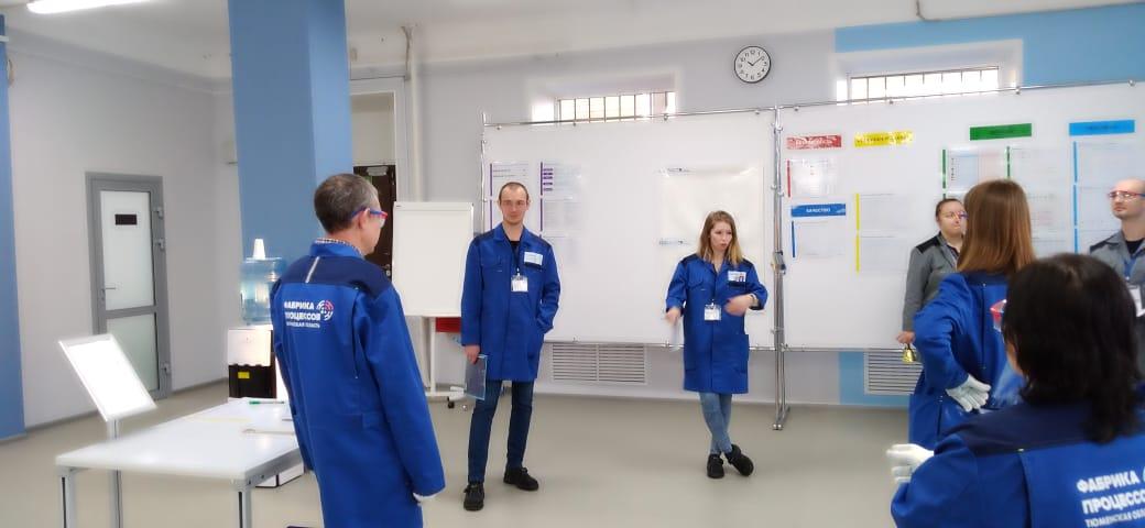 Фабрика Процессов, Тюменский Технопарк, DeltaPlus.pro, Елена Шарапова